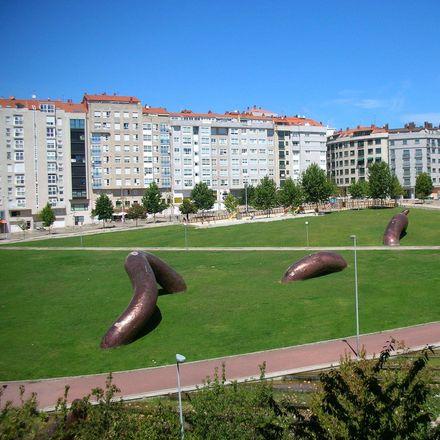 Rent this 1 bed apartment on Panadería Trigo Limpio in Rúa Martín Echegaray, 36209 Vigo