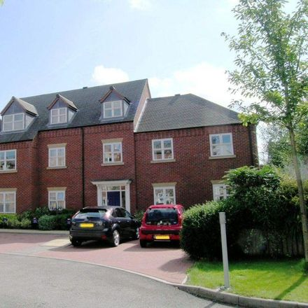 Rent this 2 bed apartment on Sandown House in The Steeplechase, East Staffordshire ST14 7JR