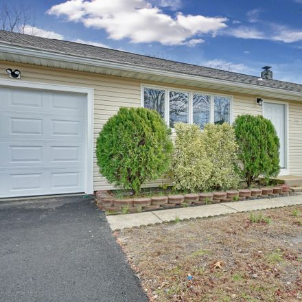 Rent this 2 bed house on 275 Boeing Drive in Brick Township, NJ 08723