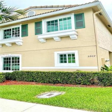 Rent this 3 bed house on 5981 London Road in Coral Springs, FL 33321
