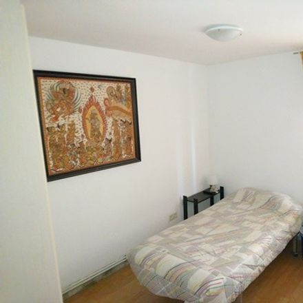 Rent this 3 bed room on Calle Pedro Callejo in 28001 Madrid, Spain
