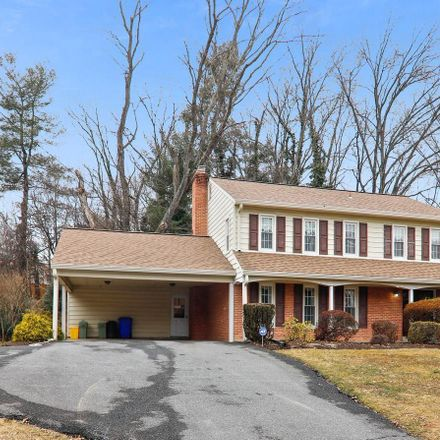 Rent this 4 bed house on 14120 Rippling Brook Dr in Silver Spring, MD