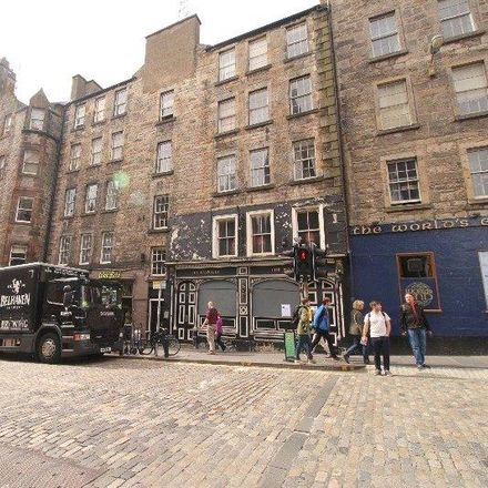 Rent this 2 bed apartment on Antiques in 11 St Mary's Street, Edinburgh EH1 1SU