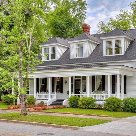 Rent this 4 bed house on 420 Jones Avenue in Waynesboro, GA 30830