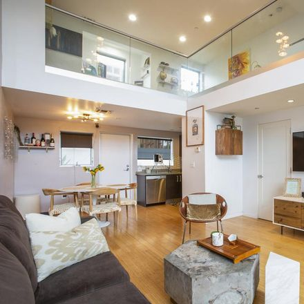 Rent this 2 bed loft on 1029 North Vista Street in West Hollywood, CA 90046