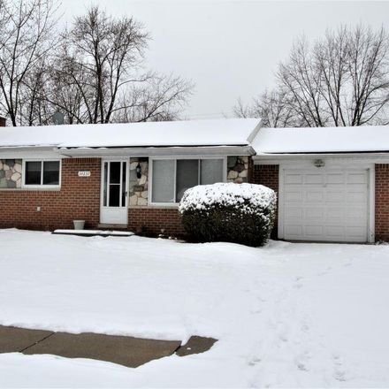 Rent this 3 bed house on 34237 Chope Place in Broad Acres, MI 48035