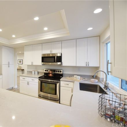Rent this 3 bed condo on E Yale Loop in Irvine, CA