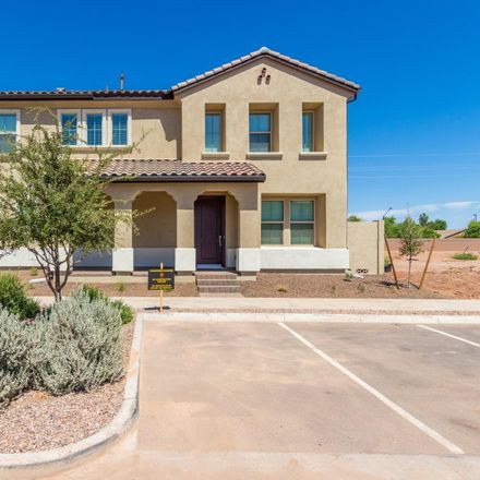 Rent this 4 bed house on South Follett Way in Gilbert, AZ 85236-4500
