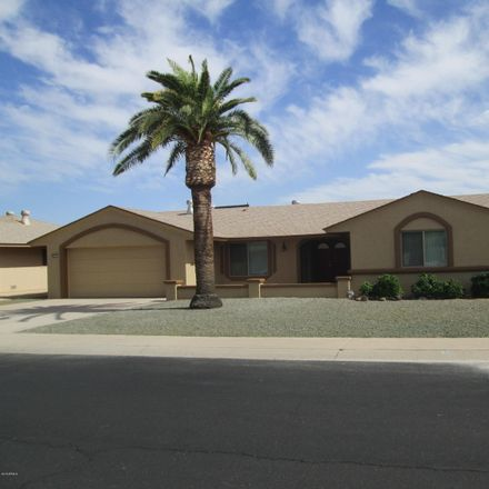 Rent this 2 bed house on 9723 West Indian Hills Drive in AZ 85351, USA
