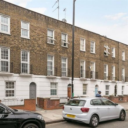 Rent this 4 bed apartment on 117 Broadley Street in London NW8, United Kingdom