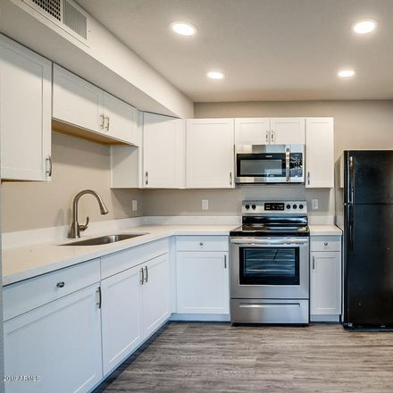 Rent this 1 bed apartment on 603 South Bellview in Mesa, AZ 85204