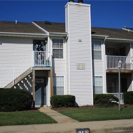 Rent this 2 bed condo on 505 Wharf Court in Virginia Beach, VA 23462