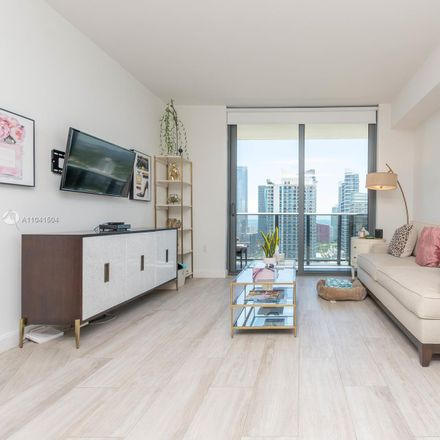 Rent this 1 bed condo on 45 Southwest 9th Street in Miami, FL 33130