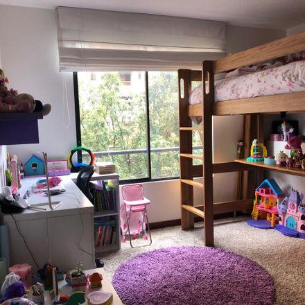 Rent this 3 bed apartment on Conjunto Residencial Camino de Santa Ana in Calle 107A, Usaquén