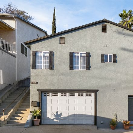 Rent this 2 bed house on 5035 Lynnfield Street in Los Angeles, CA 90032