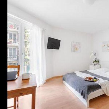 Rent this 2 bed apartment on Zurich in Wiedikon, ZURICH