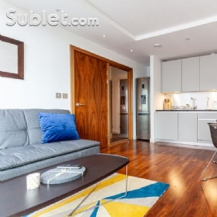 Rent this 1 bed apartment on City Lofts in 94 The Quays, Salford M50 3TZ