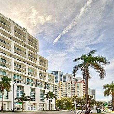 Rent this 2 bed condo on 350 Northeast 24th Street in Miami, FL 33137