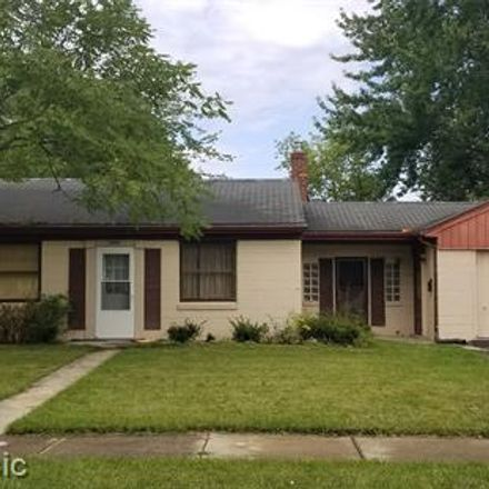 Rent this 3 bed house on 18569 Meier Street in Roseville, MI 48066