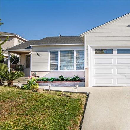 Rent this 3 bed house on 4818 Castana Avenue in Lakewood, CA 90712