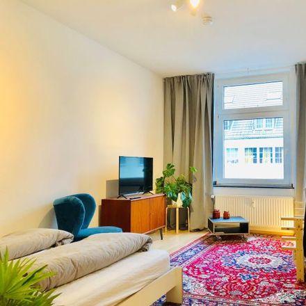 Rent this 1 bed apartment on Gerresheimer Straße 127 in 40233 Dusseldorf, Germany
