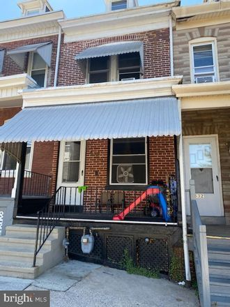 Rent this 3 bed townhouse on S 18 1/2 St in Reading, PA
