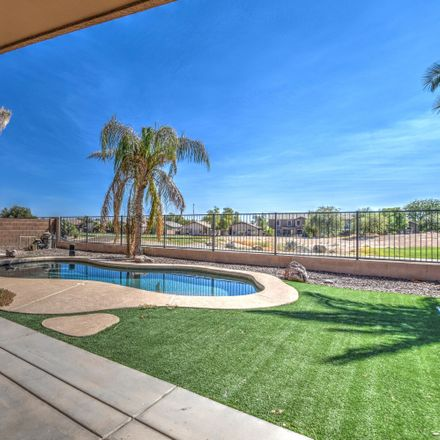 Rent this 3 bed house on North Candlewood Drive in San Tan Valley, AZ 85243