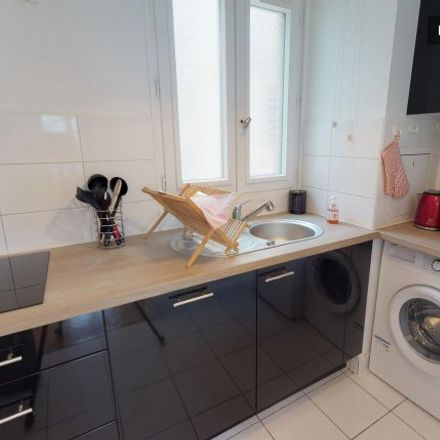 Rent this 1 bed apartment on 6bis Rue d'Arsonval in 75015 Paris, France