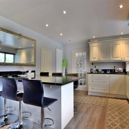 Rent this 4 bed house on 8 Sedgeford Close in Wilmslow SK9 2GG, United Kingdom