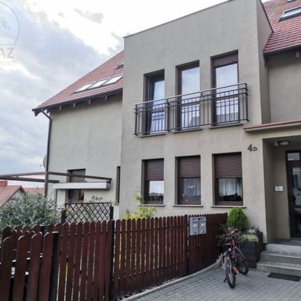 Rent this 4 bed apartment on Brzoskwiniowa in 62-050 Mosina, Poland