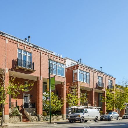 Rent this 3 bed condo on 2843 North Lincoln Avenue in Chicago, IL 60657