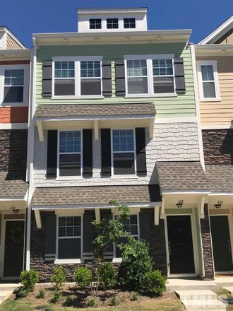 Rent this 3 bed townhouse on Grand Central Station in Apex, NC 27502-3918