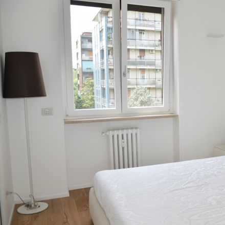 Rent this 3 bed apartment on Via delle Azalee in 20147 Milan Milan, Italy