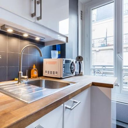 Rent this 1 bed apartment on 13 Rue Claude Pouillet  Paris 75017