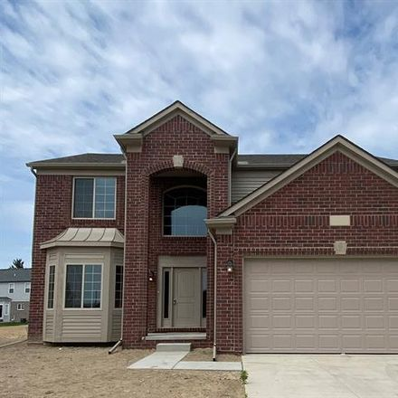 Rent this 4 bed house on Stapleton Avenue in Macomb Township, MI 48051