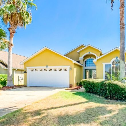 Rent this 3 bed house on 2042 Fountainview Drive in Navarre, FL 32566