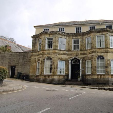 Rent this 1 bed apartment on St Michael in Church Street, Helston TR13 8NL