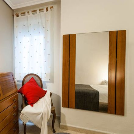 Rent this 4 bed room on Carrer de Francisco Moreno Usedo in 25, 46018 València