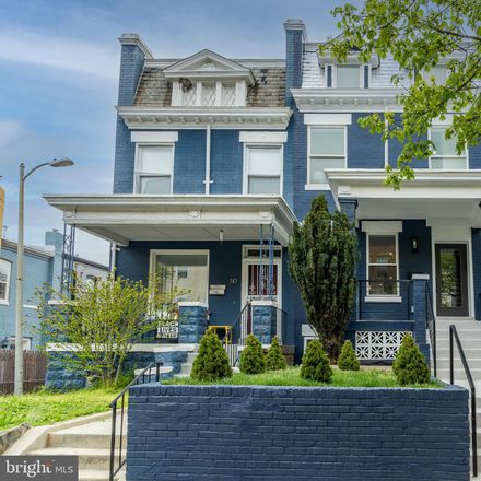Rent this 4 bed townhouse on 112 Todd Place Northeast in Washington, DC 20002