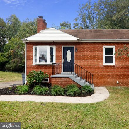 Rent this 4 bed house on 5411 Fisher Drive in Temple Hills, Prince George's County
