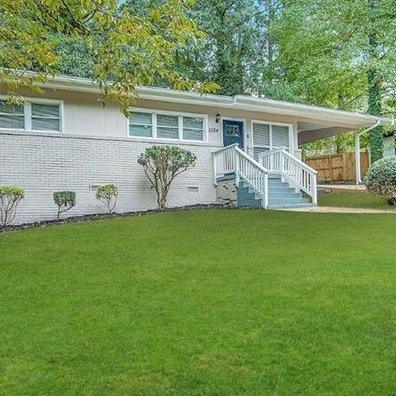 Rent this 3 bed house on 1584 Belva Ave in Decatur, GA