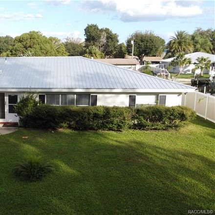Rent this 3 bed house on 4105 S Taylor Ter in Homosassa, FL