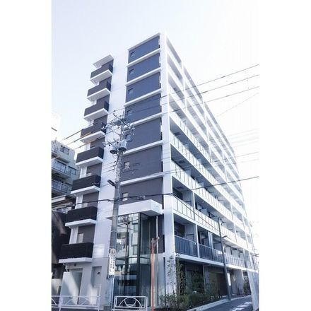 Rent this 1 bed apartment on unnamed road in Yahiro 4-chome, Sumida