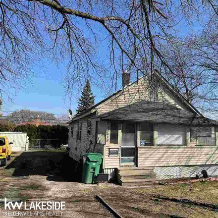 Rent this 2 bed apartment on 22438 Piper Avenue in Eastpointe, MI 48021
