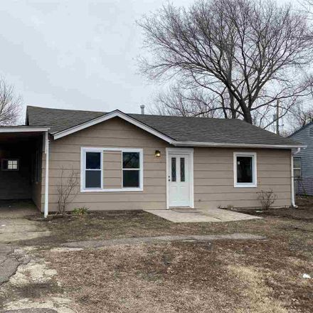 Rent this 3 bed house on Cedardale Avenue in Wichita, KS 67216