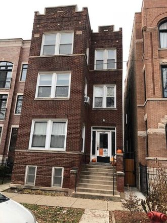Rent this 2 bed apartment on 1628 N Oakley Ave in Chicago, IL 60647