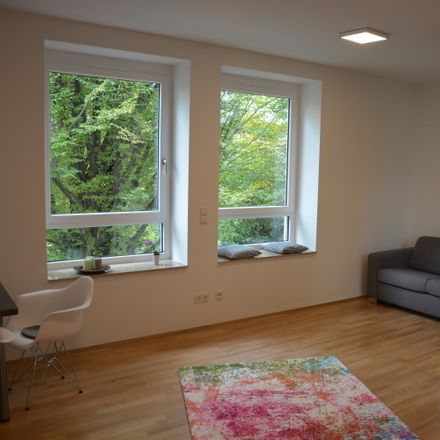 Rent this 1 bed apartment on An der Elisabethkirche 27 in 53113 Bonn, Germany