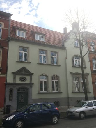 Rent this 2 bed apartment on August-Bebel-Straße 42 in 99974 Mühlhausen, Germany