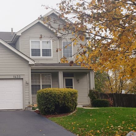 Rent this 3 bed house on 1433 Waterside Drive in Bolingbrook, IL 60490