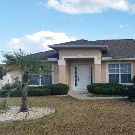 Rent this 3 bed apartment on 8 Prince Patric Lane in Palm Coast, FL 32164